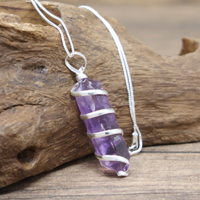 Natural Crystal Jewelry