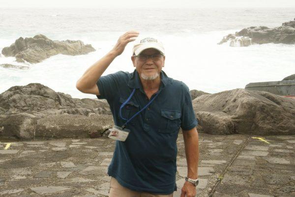 八丈島の自然ガイド『山小屋』の島田さん
