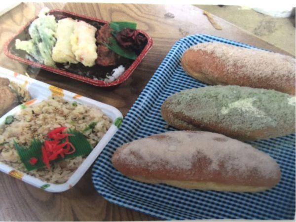 池村商店の揚げパン