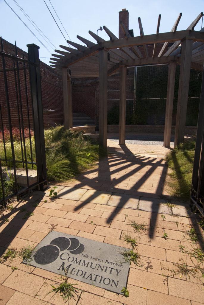 Garden Dedication Program