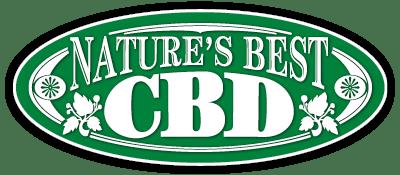 Nature's Best CBD Official Logo