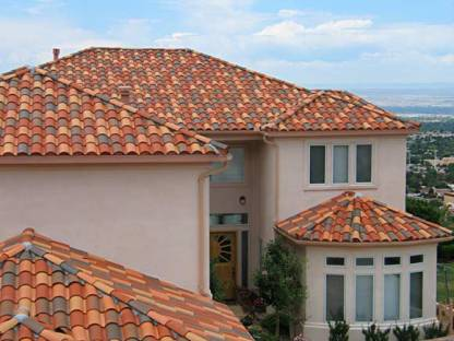 clay tile roofing