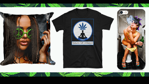 Dope Weed Shirts