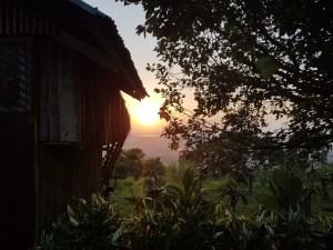 Natures Healing home Philippines Nipa hut 3