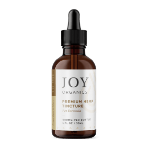 Joy Organics Pet TIncture