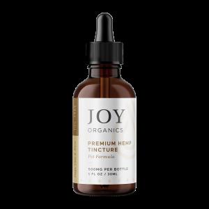Joy Organics Pet TIncture