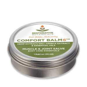 COMFORT BALM MUSCLE AND JOINT SALVE 6X