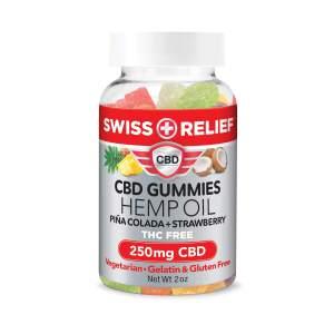 Swiss_Relief_Gummies_Hemp_Oil