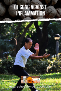 qi-gong against inflammation
