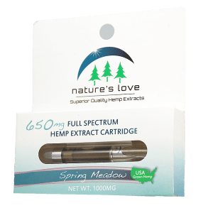 Spring Meadow Vape Cartridge