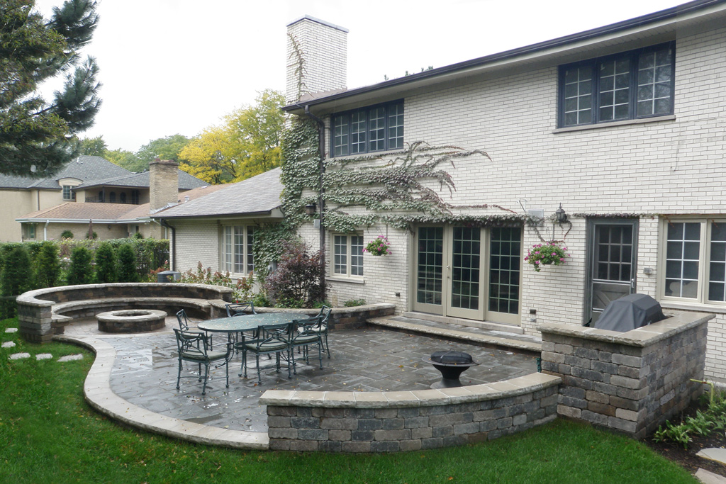 Patios - Nature's Perspective Landscaping on Patio Block Wall Ideas id=43845
