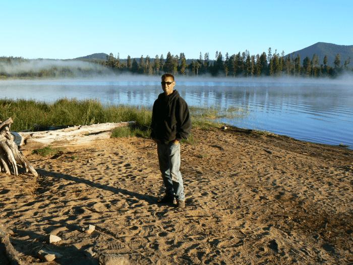 Dan Bertucci Owner of Natures Plan Landscape Company in Bend Oregon