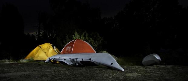 camping rides