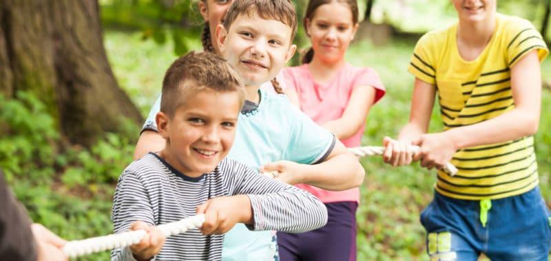 Hiking activities for kids