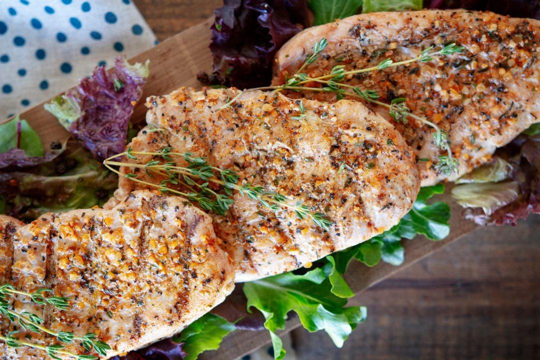 Turkey Breast Steaks Recipe