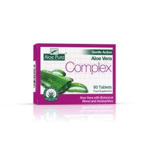 Aloe Pura Gentle Action Colon Cleanse Tablets