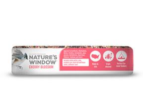 Image of Nature's Window Cherry Blossom - Bottom View