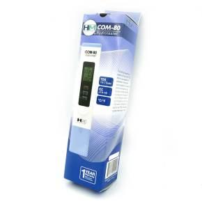מארז של מד מוליכות EC/TDS וטמפרטורה של HM Digital COM-80
