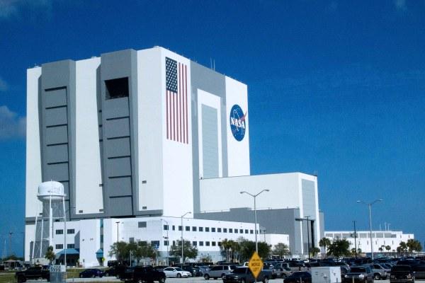 Vehicle Assembly Building at NASA naturetime