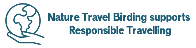 Nature Travel Birding supports Responsible Travel