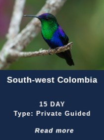 South-West-Colombia
