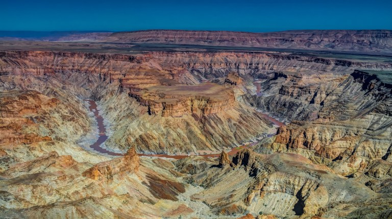 Fish River Canyon with Nature Travel Namibia