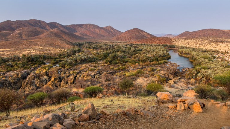 Travel to Namibia and visit Kunene with Nature Travel Namibia
