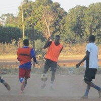 Sports Academy for Orphans in Zambia