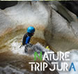 aqua rando canyon découverte saint claude