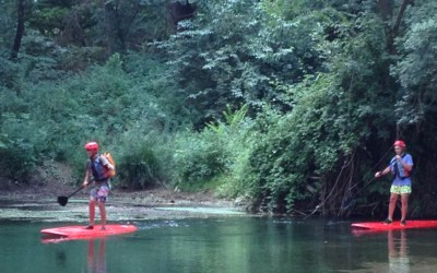 Paddle en rivière, ils ont testé, ils ont adoré !