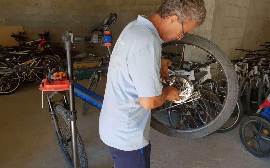 50 € pour réparer son vélo, profitez-en!