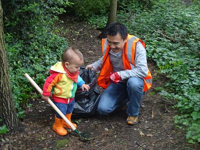 Kingihts Hill Wood - Capital Clean Up-2