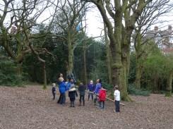 Forest School activity Fern Lodge Estate Streatham Common Lambeth-6