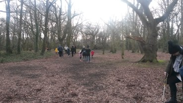 Free Fern Lodge Estate Forest school activity Streatham Common Lambeth-4