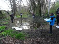 Granton Primary 2nd Year Forest school activity Lambeth-2