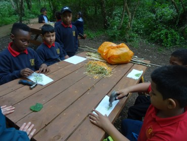 Forest School after school Lambeth London primary school-10