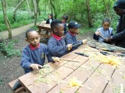 Forest School after school Lambeth London primary school-5