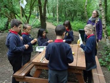 Forest School after school Streatham Lambeth London primary school -8