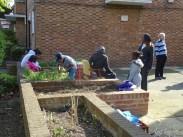 Free Fern Lodge Lambeth Forest School after school children gardening activity-4