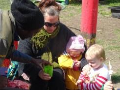 Lollard St Adventure playground free pre-school forest school Lambeth Kennington London-8
