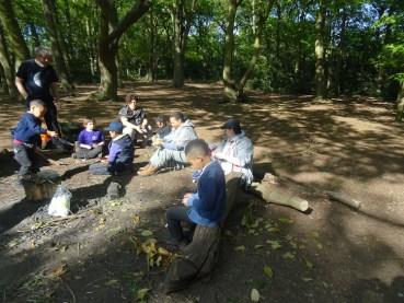 Free after school forest school Fern Lodge Streatham Common Lambeth London-11