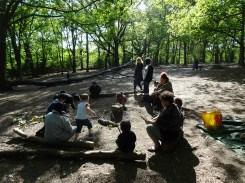 Free after school forest school Fern Lodge Streatham Common Lambeth London-5