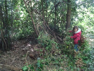 free family event Knights Hill Wood Lambeth London-15