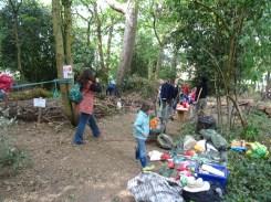 free family nature activity Knight Hill Wood Lambeth London-2