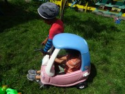 Pre-school free activity Lollard St Adventure Playground Kennington Lambeth London-10