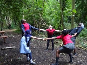 Free after school club Granton Primary Forest School Streatham Lambeth London-4