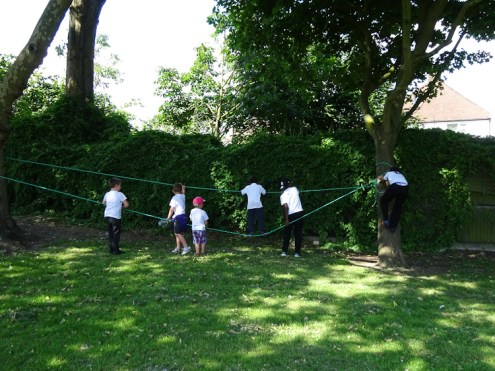 Free After School Forest School Fern Lodge Lambeth London-1
