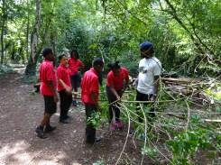 Free After School Forest School Granton Primary Lambeth London-3