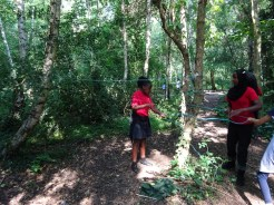 Free after school forest school club Streatham Lambeth London-5