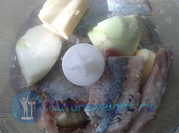 Классический форшмак из селедки: рецепт с пошаговыми фото